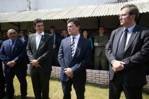 Sérgio Moro afirma que projeto de segurança pública em Ananindeua continuará avançando
