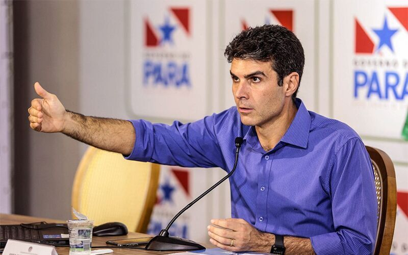 Helder Barbalho afirma que vacinação no Pará pode começar em 21 de janeiro